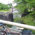 ビワイチ!1-3「琵琶湖疎水 三井寺餅本家」琵琶湖南湖自転車旅