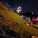長良川中日花火大会にロードバイクで行ってみた。