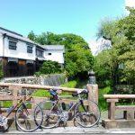 ビワイチ!1-8「鮎家の郷 八幡掘」琵琶湖一周200km自転車旅