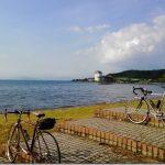 ビワイチ!1-10「松原水泳場 エクシブ琵琶湖」琵琶湖一周200km自転車旅