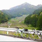 四谷の千枚田(愛知県新城市)へ自転車輪行旅行!