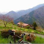 下栗の里(天空の里、日本のチロル)ビューポイントへロードバイク旅