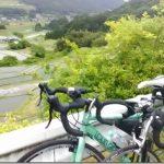 坂折棚田「田の神様灯祭り」へ自転車輪行の旅!後半 旧中山道編