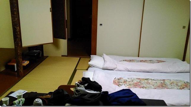 南淡路海上ホテルの部屋の様子の画像