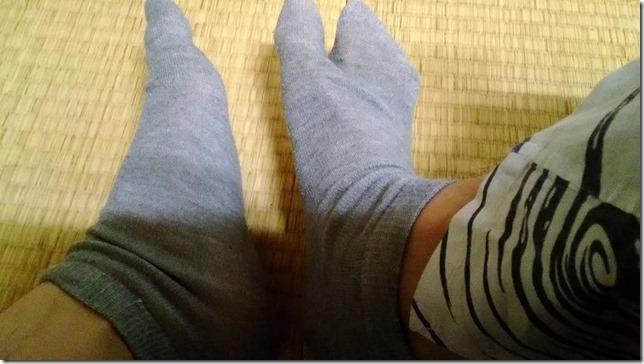 南淡路海上ホテルの足袋画像