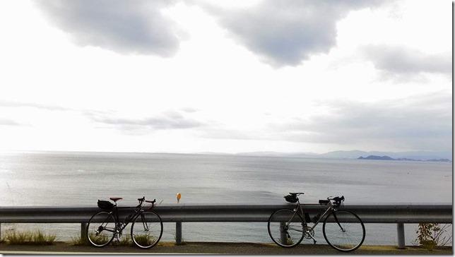 刈藻海水浴場の近くの絶景画像