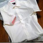 Rapha Air Cotton Short Sleeve Shirt (エアーコットンシャツ半袖)画像と感想