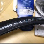 パナレーサー「RACE L EVO3」にタイヤ交換した感想