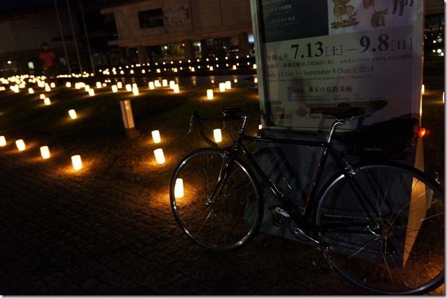 燈花会奈良国際博物館東新館