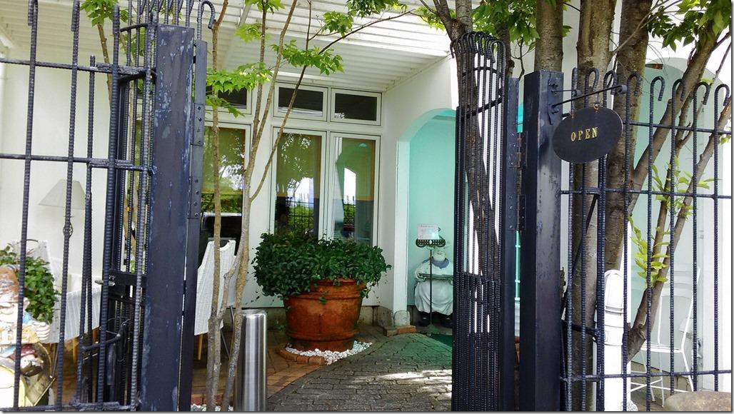 パスタ・ラ・クリマの入り口画像