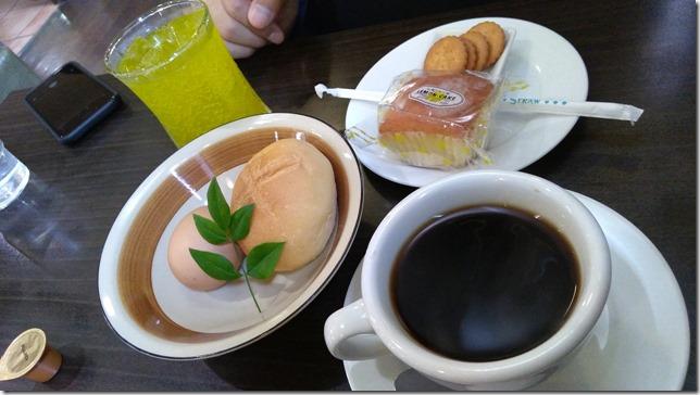 喫茶マウンテンのモーニング画像