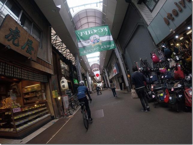 岐阜柳ケ瀬商店街の画像