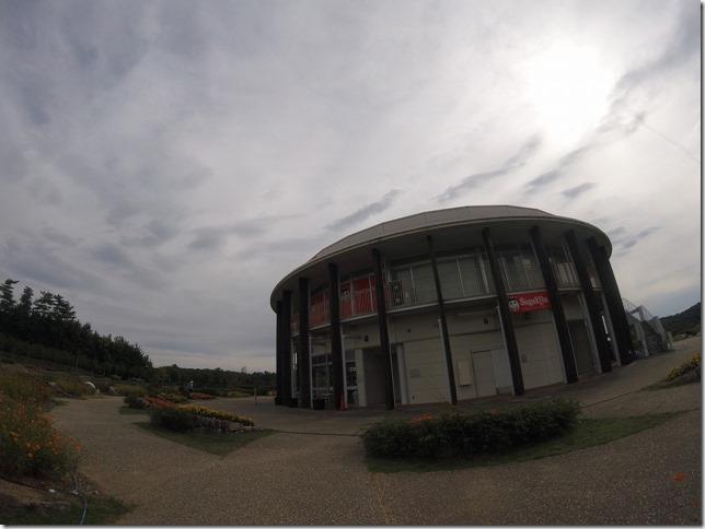 モリコロパークのスガキヤ外観画像
