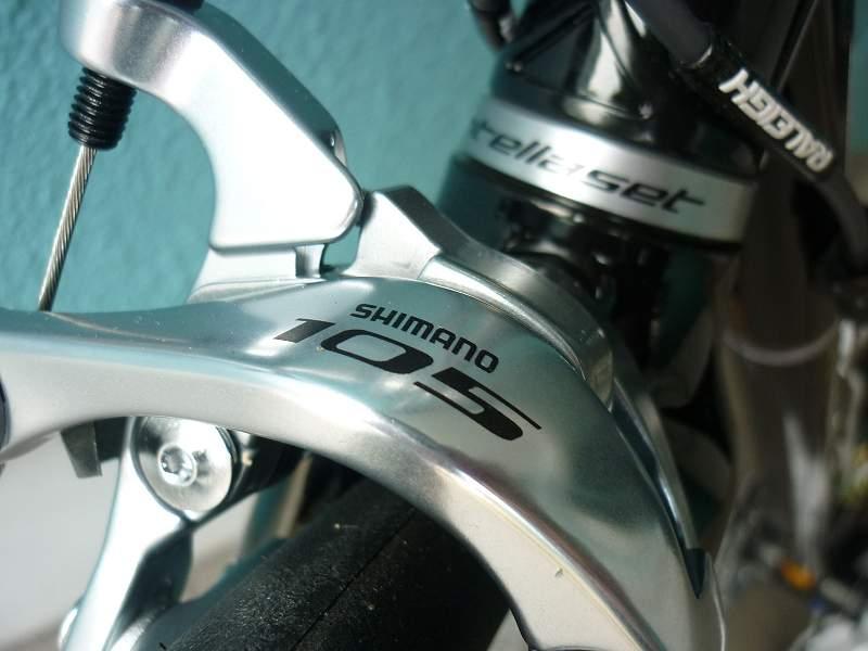 shimano105ブレーキ